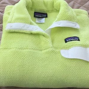Excellent Patagonia Bright light  Yellow Medium